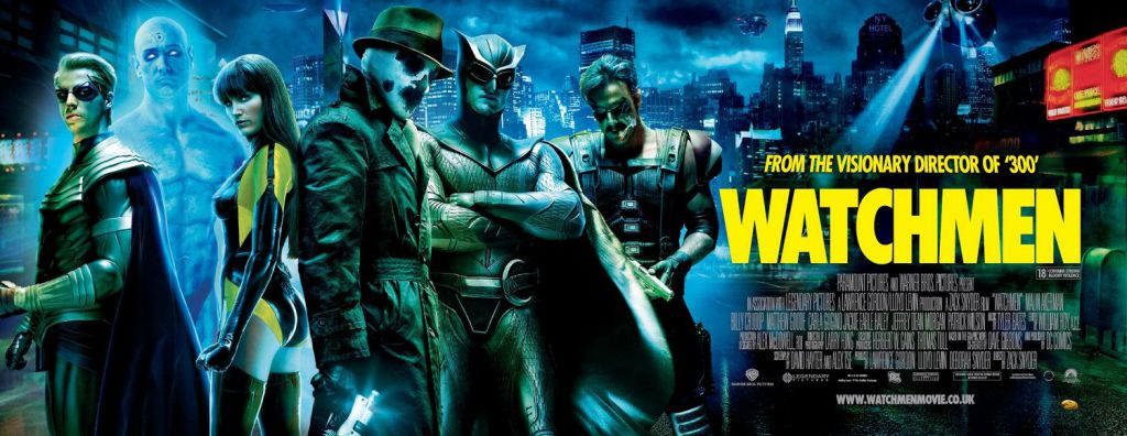 REVIEW 'Watchmen'