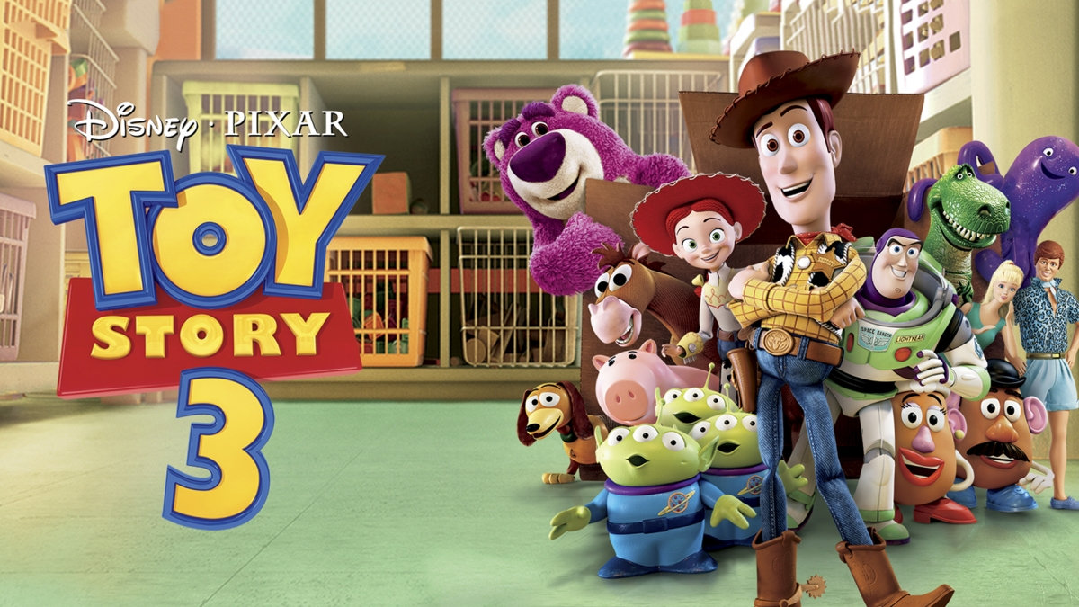 REVIEW: 'Toy Story3'