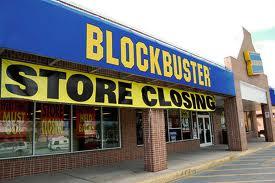 Blockbuster closing and video rentalmemories