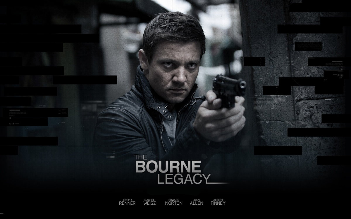 The Bourne Legacyreview