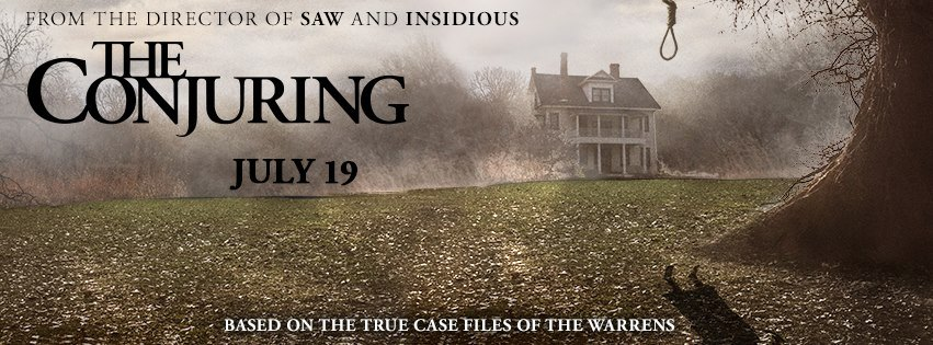 The Conjuring review
