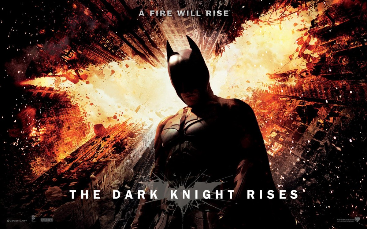 The Dark Knight Risesreview