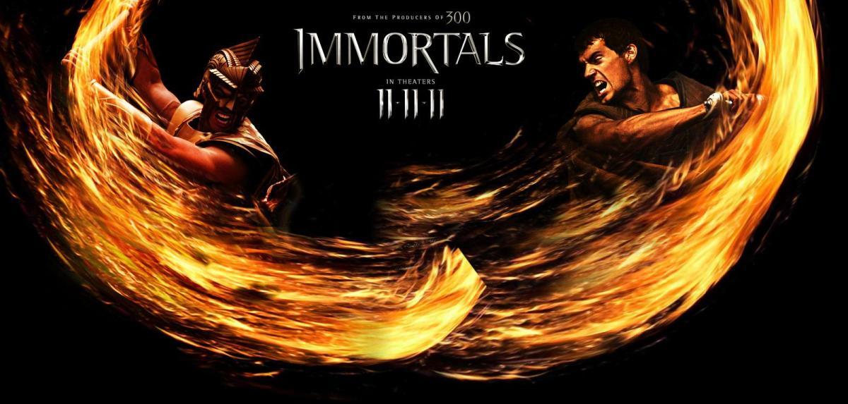 Immortals review