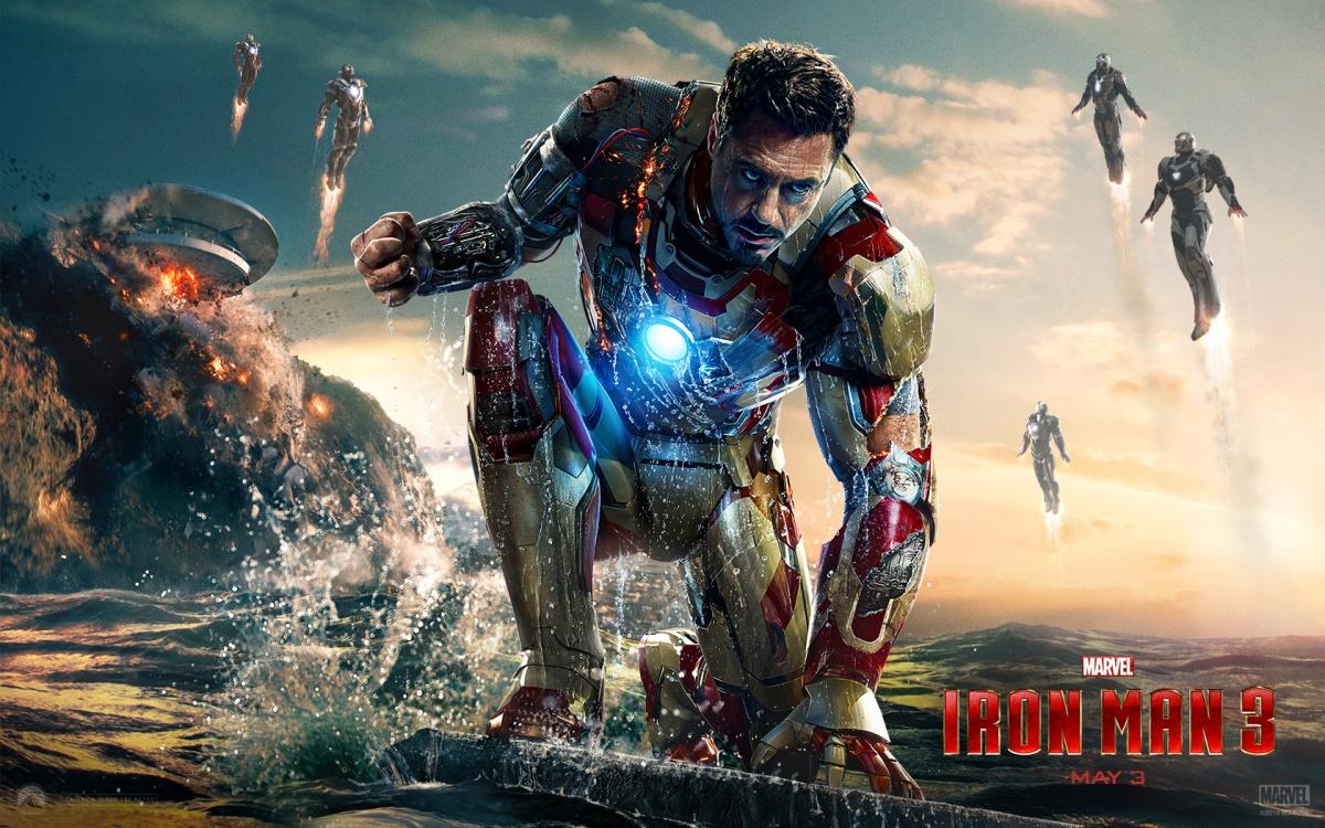 Iron Man 3review