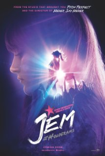 Jem and the Hologramsreview