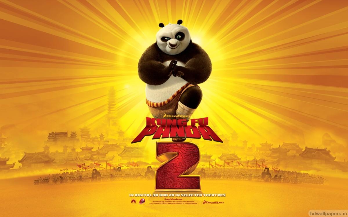 Kung Fu Panda 2review