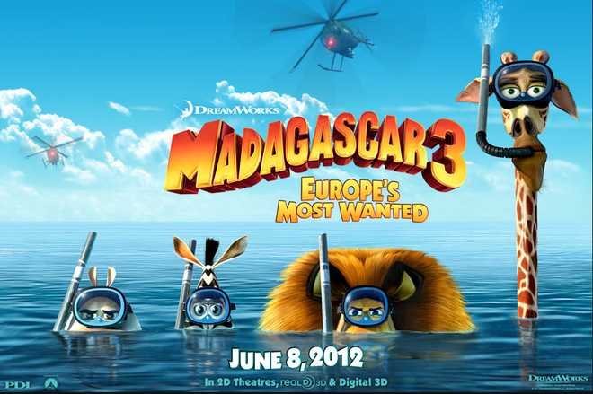 Madagascar: Europe's Most Wantedreview