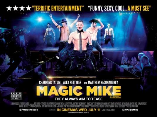 Magic Mike review