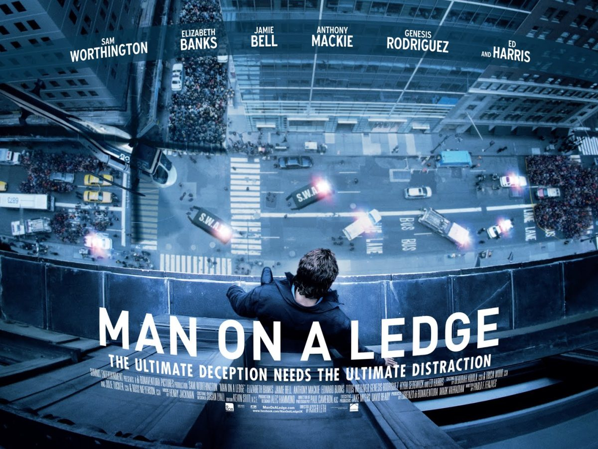 Man on a Ledge review