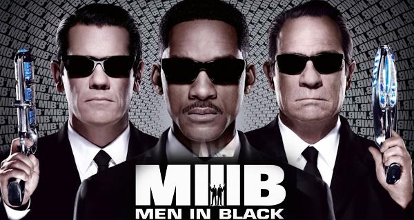 Men in Black 3review