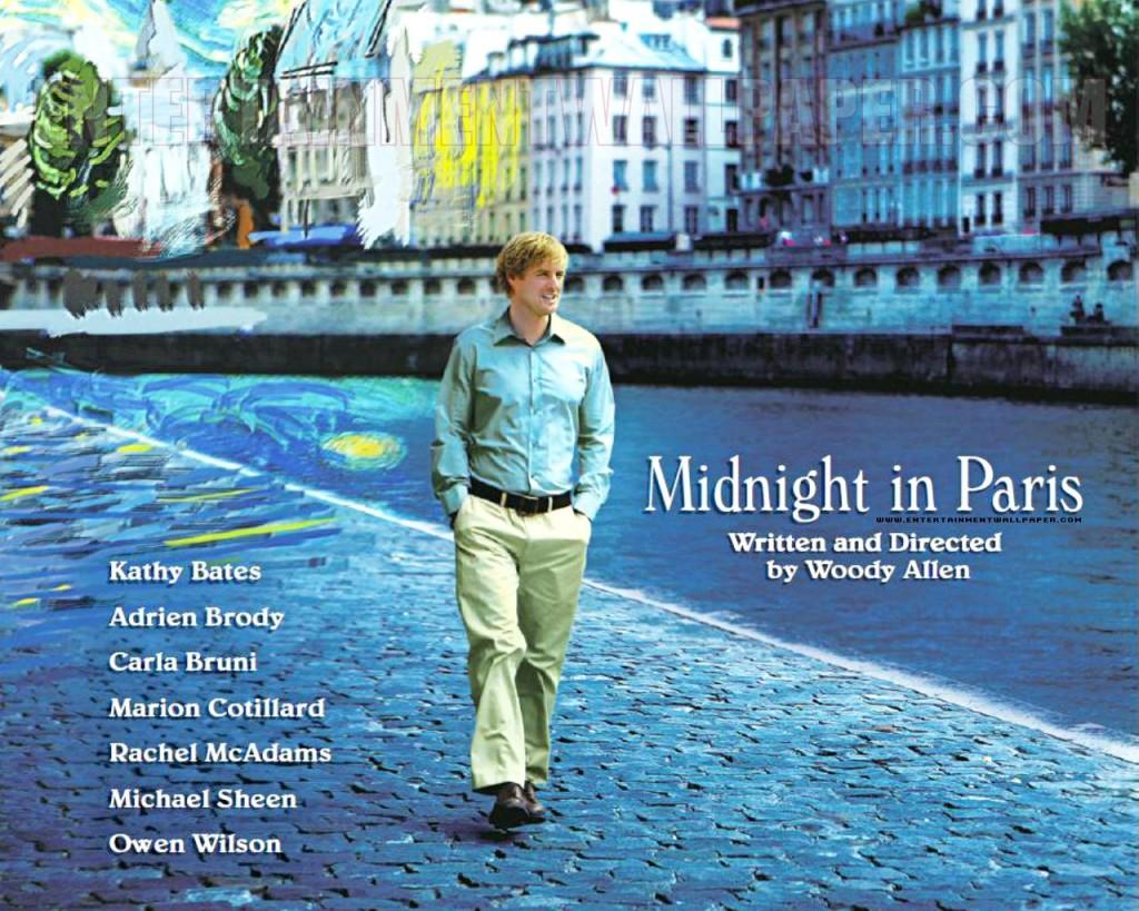 Midnight in Parisreview