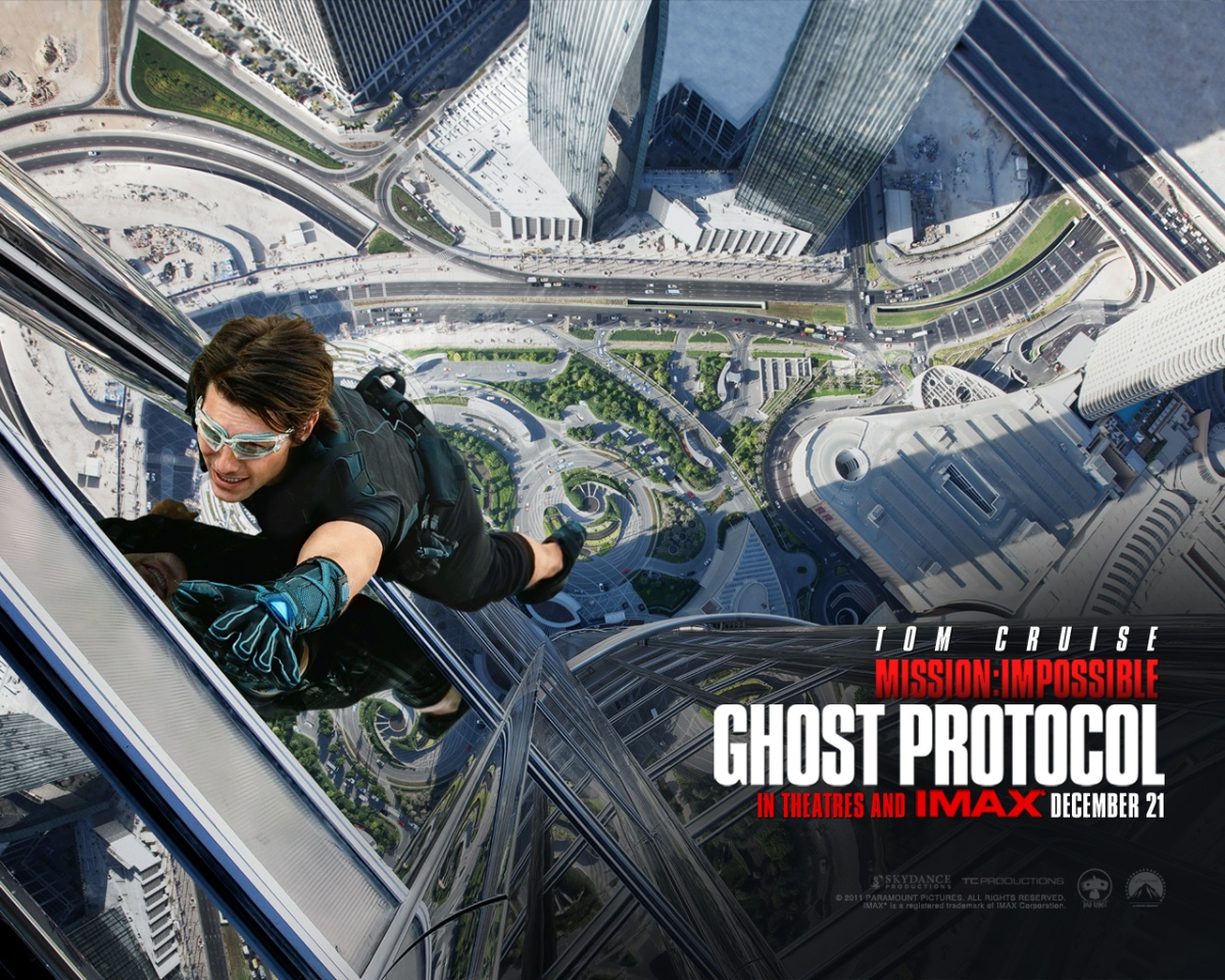 Mission: Impossible Ghost Protocol review