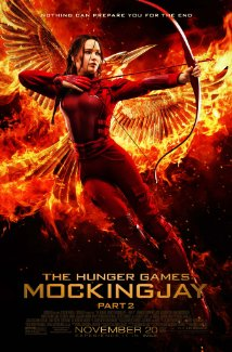 The Hunger Games: Mockingjay Part 2review