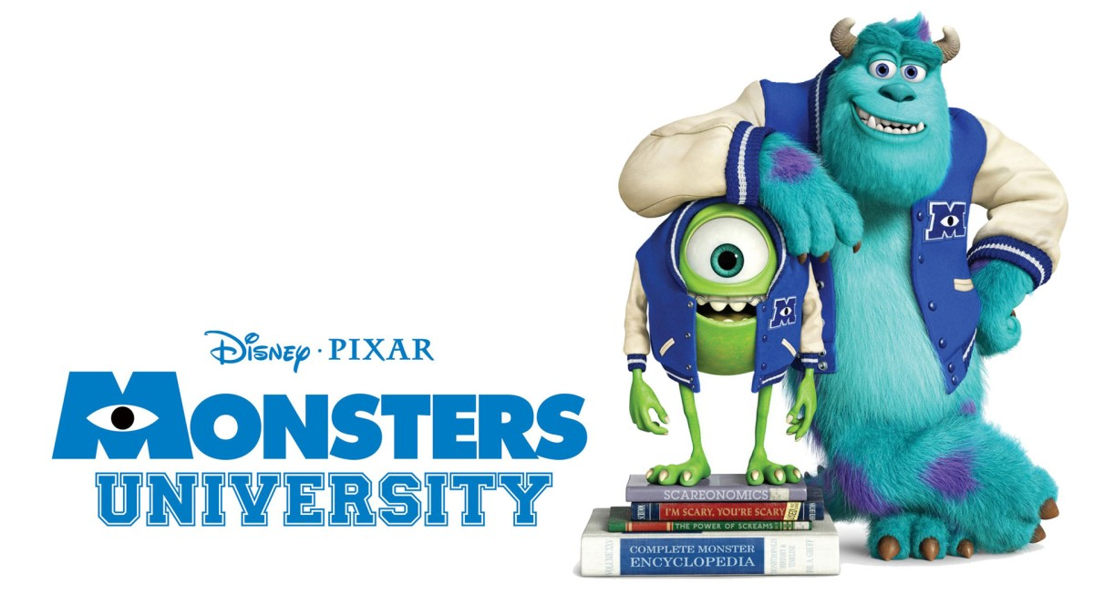 Monsters University review