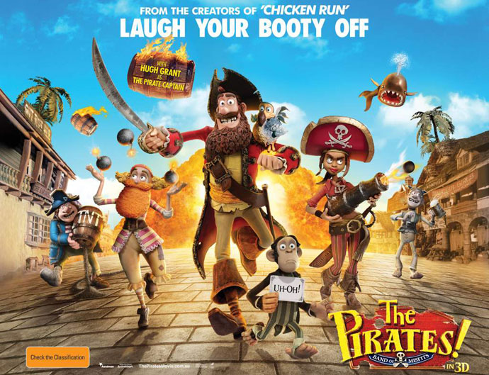The Pirates! Band of Misfitsreview