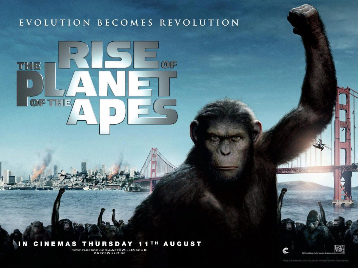 Rise of the Planet of the Apes review