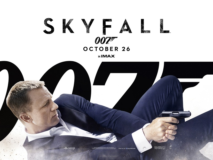 007: Skyfall review