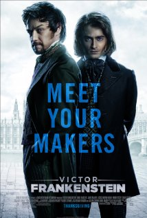 Victor Frankenstein review