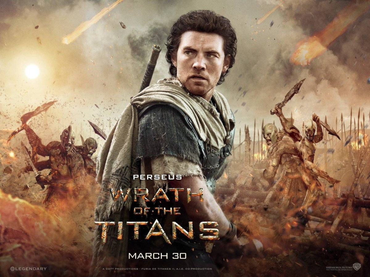 Wrath of the Titansreview