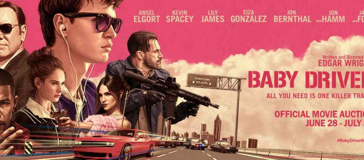 REVIEW: 'Baby Driver' Is A B-Movie With Grade-aFilmmaking