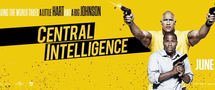 REVIEW: 'Central Intelligence' Starts Strong But Loses Energy As It Goes On