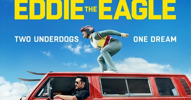 REVIEW: While Not Perfect, 'Eddie The Eagle' Still Pulls Off The Landing
