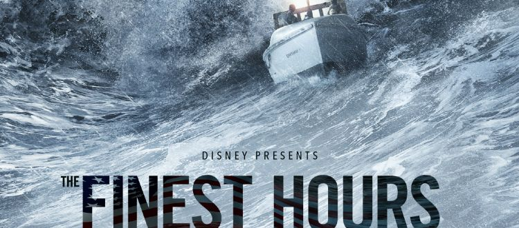 REVIEW: 'The Finest Hours' Is Worth A Watch Thanks To The Thrills