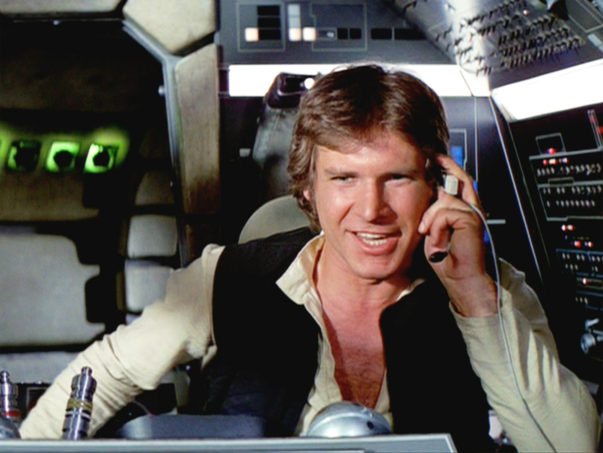 Top 10 Han Solo Moments (As portrayed by Harrison Ford)