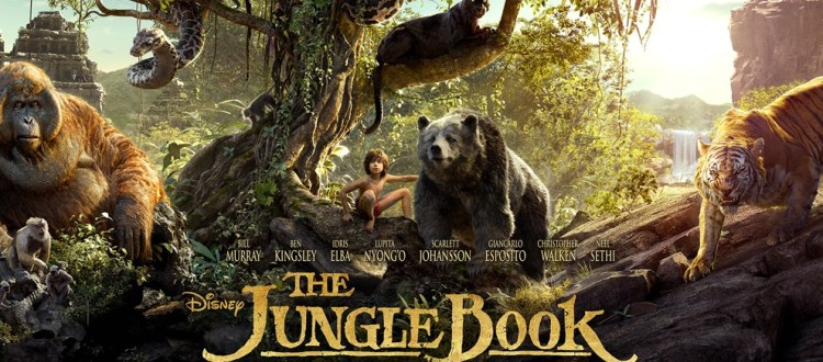 REVIEW: 'The Jungle Book' Hits Its Stride With Lead Voice Talents And Effects