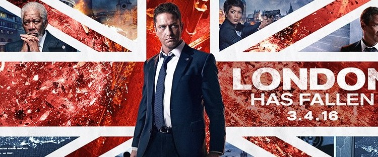 REVIEW: 'London Has Fallen' Doesn't Live Up ToOlympus