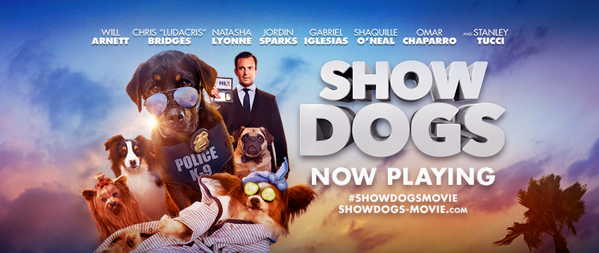 REVIEW: 'Show Dogs' is a passionless canine caper