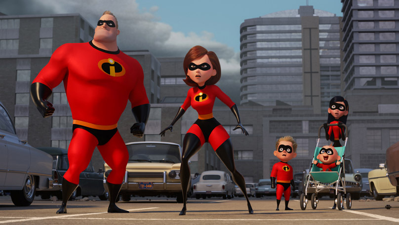 My conflicting excitement for 'Incredibles 2'