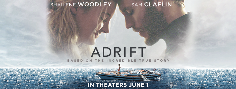 REVIEW 'Adrift' carried by Woodley, survivalsequences