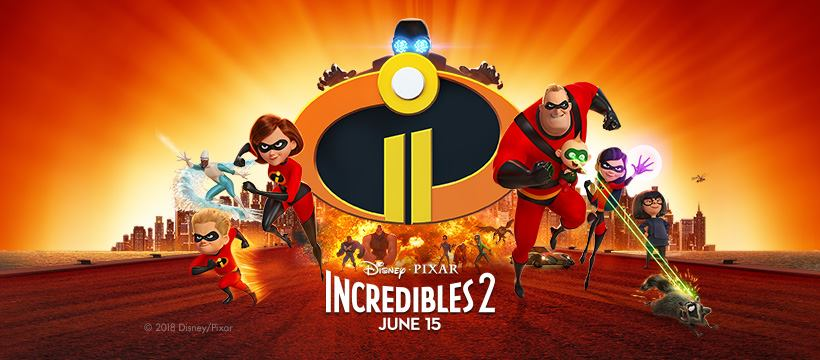 REVIEW: 'Incredibles 2' retreads some old ground, but is still a great time