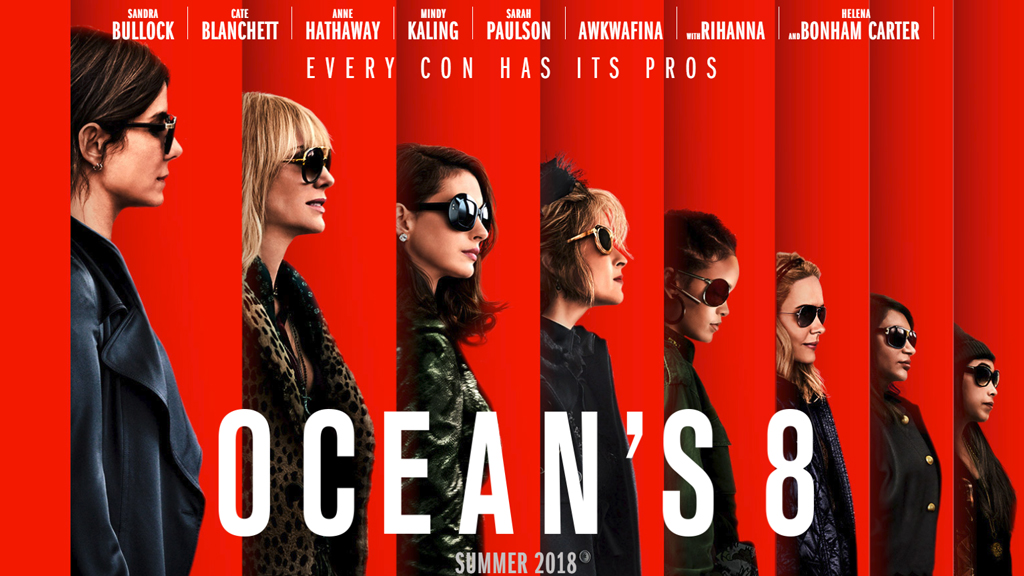 REVIEW: 'Ocean's 8' powered by cast, weakened by script