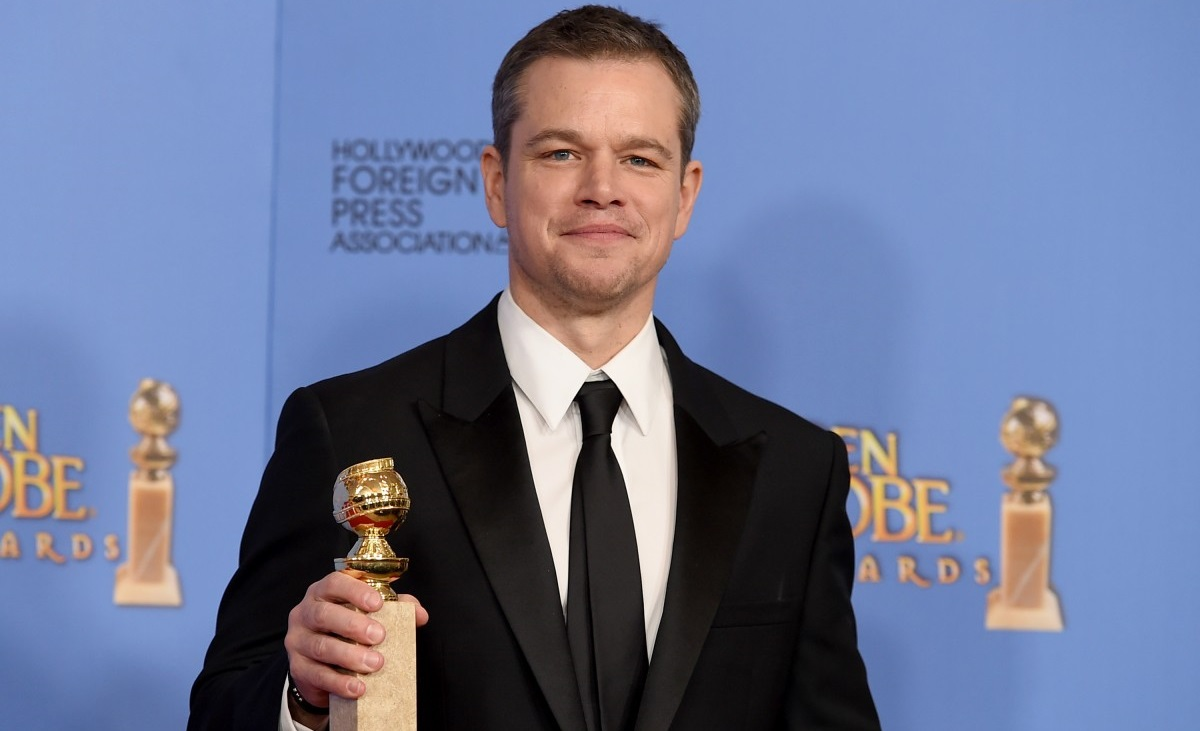 Monday Movie Report: Matt Damon signs on for Marc Rich biopic