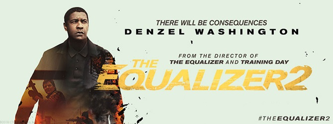 REVIEW: Washington and some good action isn't enough to save 'Equalizer 2'