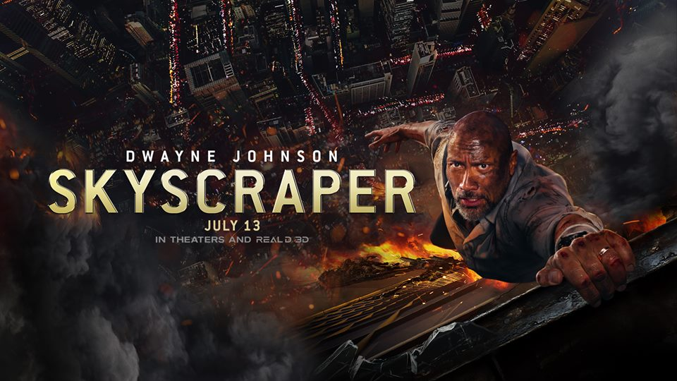 REVIEW: 'Skyscraper' is a generic action picture with little tooffer