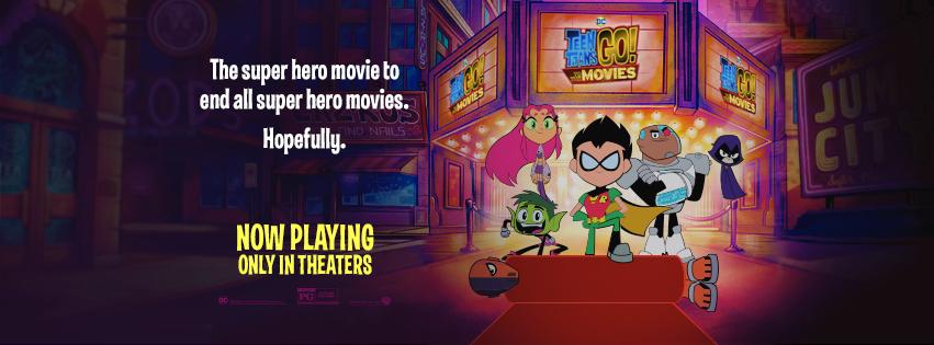 REVIEW: 'Teen Titans' on the big screen is plenty offun