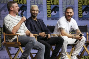 'Venom' film panel, Comic-Con International, San Diego, USA - 20 Jul 2018