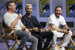 'Venom' film panel, Comic-Con International, San Diego, USA - 20 Jul 2018
