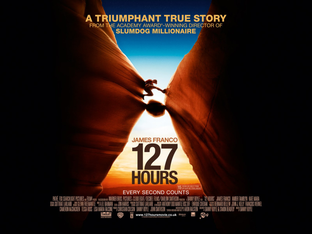 REVIEW: '127 Hours'