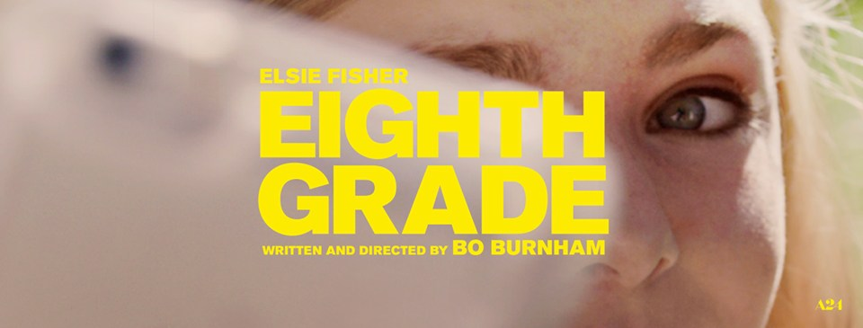 REVIEW: 'Eighth Grade' is a top tier coming-of-age film