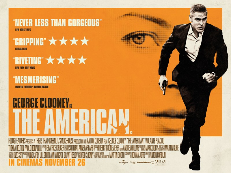 REVIEW: 'The American'