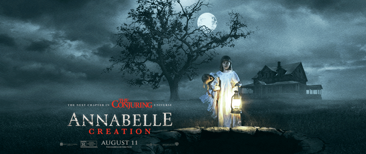 REVIEW: 'Annabelle: Creation' Is An Effective, Fun HorrorFlick