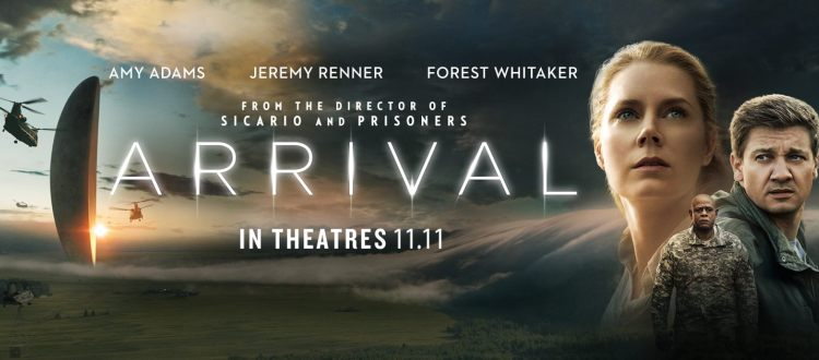 REVIEW: 'Arrival' Is A Remarkable Sci-Fi Epic Thanks To Its Wonder And Intrigue