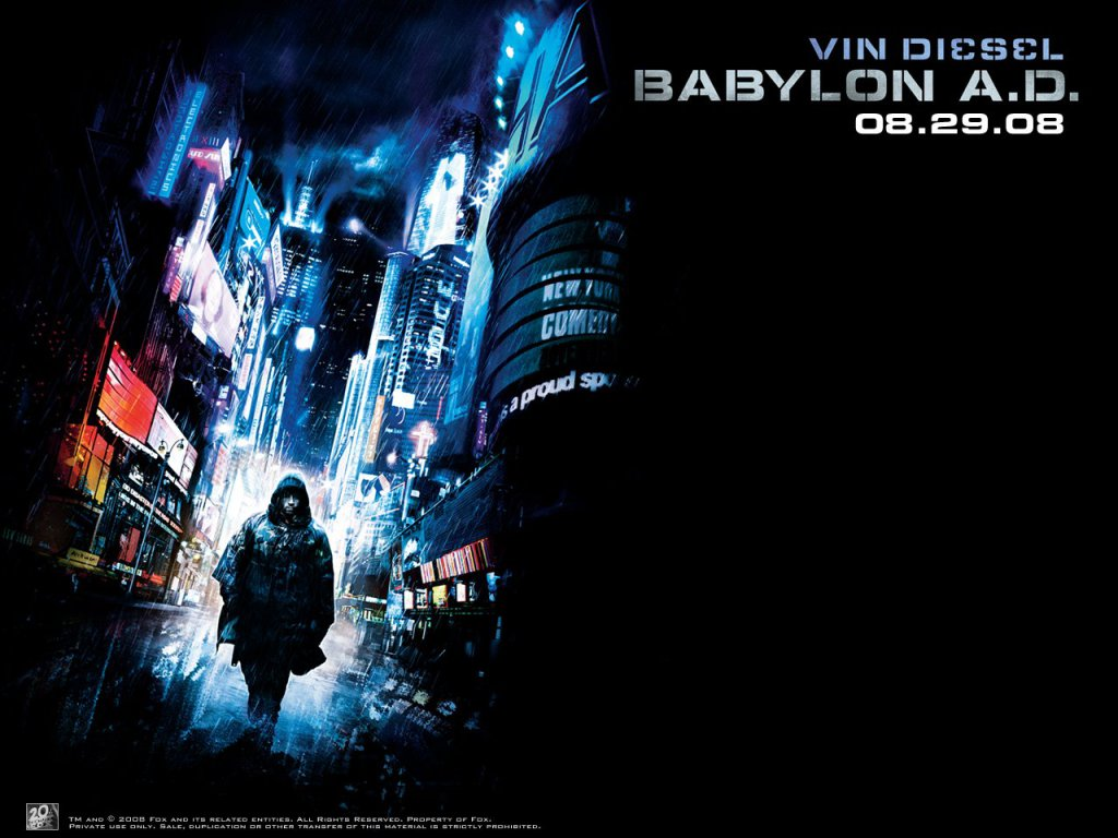 REVIEW: Babylon A.D.
