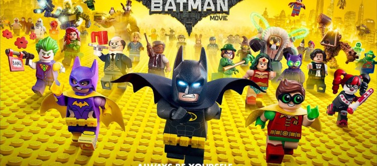 REVIEW: 'The LEGO Batman Movie' Is A Hilarious Take On The Dark Knight's Recent EdgyTrend