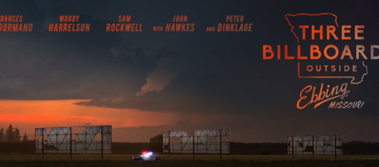 REVIEW: 'Three Billboards Outside Ebbing Missouri' Powered By Strong Script, Acting