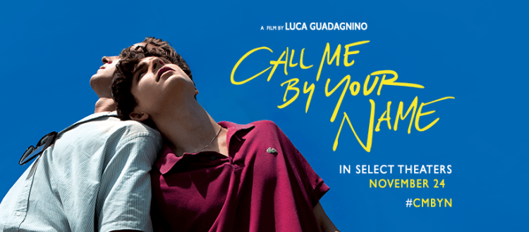 REVIEW: 'Call Me By Your Name' Is A Fantastic, Authentic Look At Youth And Love